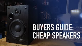 getlinkyoutube.com-Buyers Guide: Best Speakers for Under $100