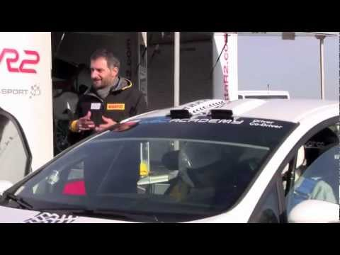 2012 FIA WRC Academy Training Days