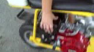 getlinkyoutube.com-Homemade Mini Bike