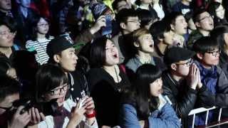李志 勾三搭四 开场曲《和你在一起》 2013.12.31