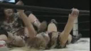 getlinkyoutube.com-ブル中野 vs. 福岡晶  2/2(93.11.28大阪城ホール)