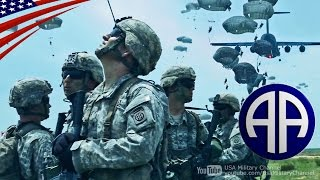getlinkyoutube.com-恐れ知らずの米陸軍落下傘兵 第82空挺師団/オール・アメリカン PV - 82nd Airborne Division / All-American, Fearless Paratroopers