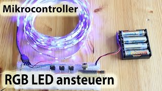 getlinkyoutube.com-[Mikrocontroller] RGB LED ansteuern