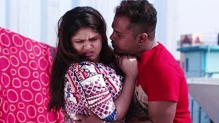 Boy Takes Advantage Of Alone Girl At Home   Bengali Video   Bangla Movie Scene