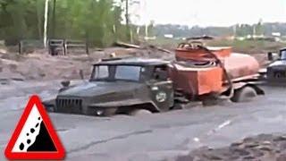 getlinkyoutube.com-Бездорожье. Ужасы сибирских дорог