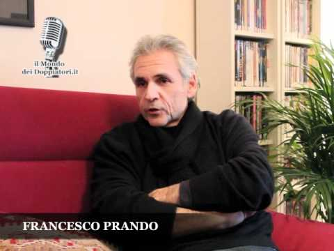 Intervista a FRANCESCO PRANDO (2012) | ilmondodeidoppiatori.it
