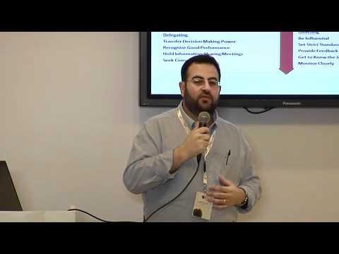 شريف شحاتة - Great Leadership - اليوم الأول