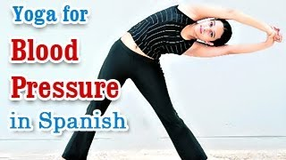 getlinkyoutube.com-Yoga para la presión arterial | Yoga for Blood Pressure | Hypertension Control