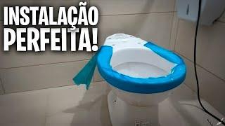 getlinkyoutube.com-(VASO SANITÁRIO, COMO INSTALAR) SEGREDOS E DICAS IMPORTANTES!!