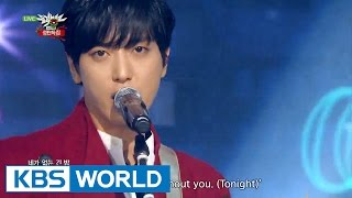 getlinkyoutube.com-CNBLUE - Cinderella (신데렐라) [Music Bank Christmas Special / 2015.12.25]
