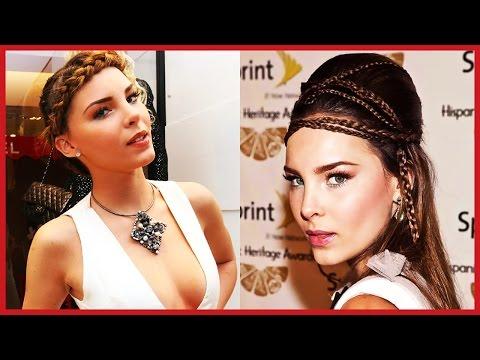 10 Trenzas Mágicas de Belinda ♥ Tips de Belleza : Peinados ♥