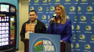 getlinkyoutube.com-Staten Island construction worker announced as $7M lottery winner