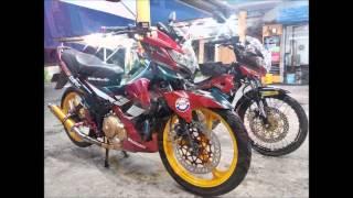 "getlinkyoutube.com-Suzuki Belang R150 ""DinX Koleksi"""