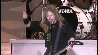 Metallica - For Whom The Bell Tolls - Live at Donington (1991) [Pro-Shot] width=