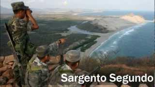 getlinkyoutube.com-Rangos del Ejército Mexicano HD ~*~ TeotlEhecatl