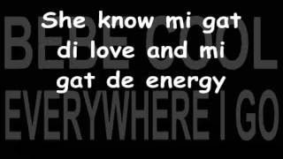 Bebe Cool   Everywhere I Go LYRICS by SR studioz