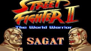 getlinkyoutube.com-Street Fighter II World Warrior - Sagat
