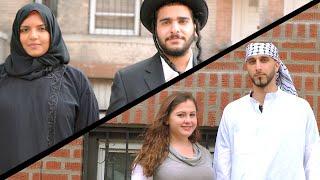 getlinkyoutube.com-MUSLIM/JEWISH MARRIAGE EXPERIMENT