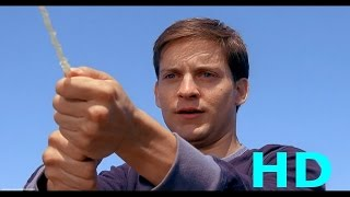 Spider-Man Go Web Go & New Powers - Spider-Man-(2002) Movie Clip Blu-ray HD Sheitla