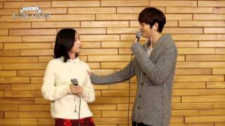 getlinkyoutube.com-Global Request Show : A Song For You - 3 Little Words by Joo Won & Park Ji Yeon (2014.01.03)