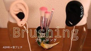 getlinkyoutube.com-[ASMR]ブラッシング Brushing(声なし-No Talking)[音フェチ]