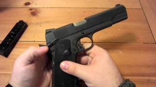 getlinkyoutube.com-Rockin' The RIA 1911....And Shootin' Dirty From Now On!