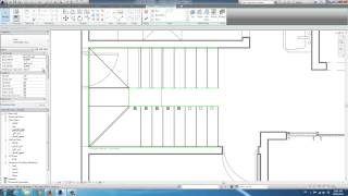 getlinkyoutube.com-٥- الريفيت المعماري: رسم السلالم او الدرج Revit Architecture