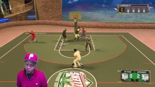 getlinkyoutube.com-NBA 2K17 Playing With Stains Vs The Squad Double Header