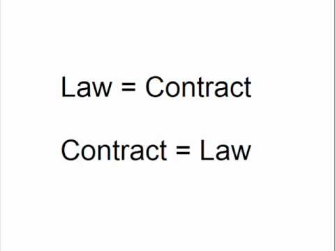 Sovereign Freeman Gordon Hall Pt 3 of 17  on Contracts, Law, Court, Judgements