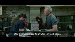 getlinkyoutube.com-Million Dollar Baby - Training Scene (Subtítulos en español)
