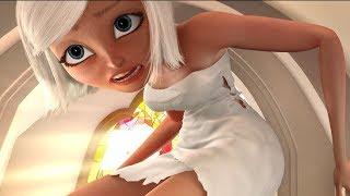 getlinkyoutube.com-Monsters VS Aliens All Cutscenes | Game Movie (PS3, X360, Wii)