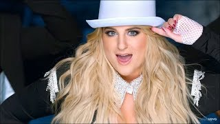 I'M A LADY - MEGHAN TRAINOR karaoke version ( no vocal ) lyric instrumental