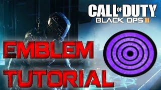 getlinkyoutube.com-Black Ops 3 Emblem Tutorials - Rinnegan