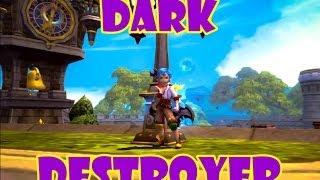 getlinkyoutube.com-[Dragon Nest SEA] Dark Destroyer ~! (Damage Test)