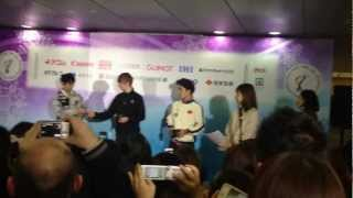 getlinkyoutube.com-男子スモールメダル後のメダリスト会見 2013 4CC small medal