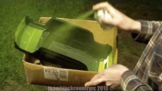 getlinkyoutube.com-how to paint lexan bodyshell tutorial rc car traxxas emaxx proline hummer h2