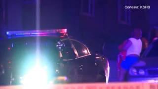 La policía de Kansas City está investigando un triple homicidio