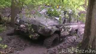 getlinkyoutube.com-Błotko 4x4 off-road Nissan Patrol GR 12 Maj 2012r POLAND