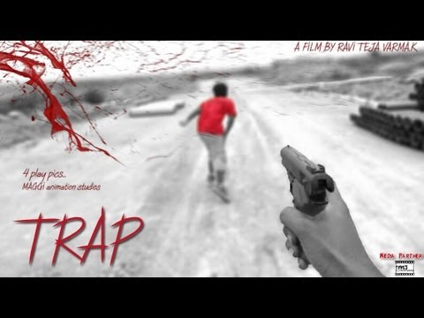 TRAP - A Telugu Short Film by Ravi Teja Varma (RTV)