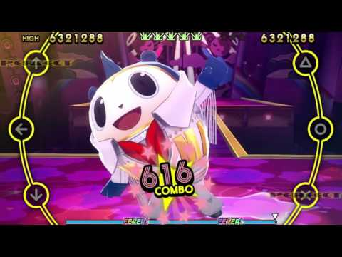 1/4: Persona 4: Dancing All Night Launch Trailer
