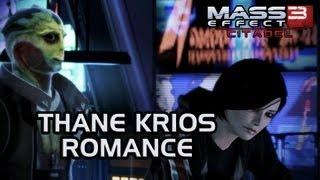 getlinkyoutube.com-Mass Effect 3 Citadel DLC: Thane Romance (incl. ending scene and video messages)