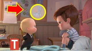 10 Mistakes You Missed In The Boss Baby