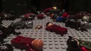 getlinkyoutube.com-Avengers: Infinity War trailer - LEGO