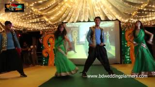 getlinkyoutube.com-professional wedding program dance team & event dance team by BD Event Management & Wedding Planners