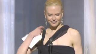 getlinkyoutube.com-Nicole Kidman winning Best Actress