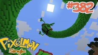 getlinkyoutube.com-Minecraft - Pixelmon (มายคราฟ โปเกม่อน) #382 อ่านคอมเม้น ขี่เรควาซ่า