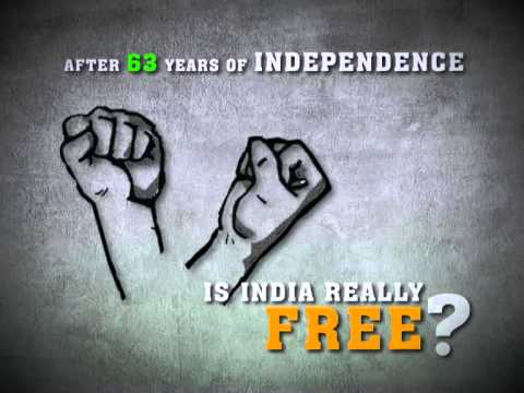 Maango Apni Aazaadi - Is India Really Free? (Old Man) (B4U Initiative)