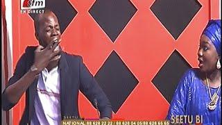"""Seetu Bi - Quand Sanex invite un """"sadique"""" sur son plateau - À mourir de rire"""
