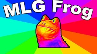 getlinkyoutube.com-Where Is MLG Frog From? - Origin Of The Get Out Frog Meme