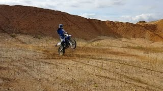 getlinkyoutube.com-Summer Riding # Yamaha dt 125